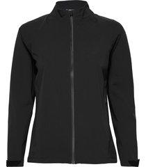 stormproof golf rain jacket outerwear sport jackets zwart under armour