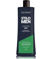 alfaparf stilo men shampoo 2x1  250ml