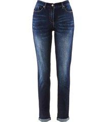 jeans elasticizzati boyfriend (nero) - bpc bonprix collection