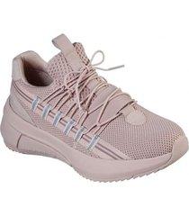 zapatilla modern jogger 2.0 - loop rosa skechers