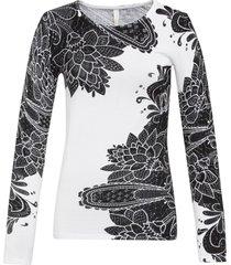 maglione (bianco) - bodyflirt boutique