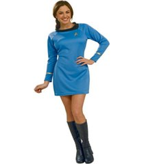 buy seasons women's star trek classic deluxe dress costume