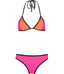 bikini triangle