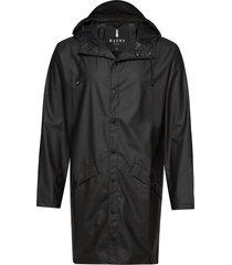 long jacket regnkläder svart rains