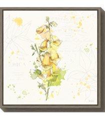 amanti art floral splash iv by katie pertiet canvas framed art