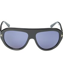 56mm shield sunglasses