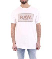 t-shirt korte mouw g-star raw d16375-336