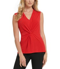 dkny twisted top