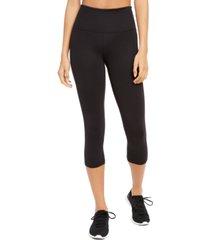 ideology high-waist capri leggings, created for macy's