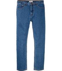 jeans con cinta semielastica classic fit straight (blu) - john baner jeanswear