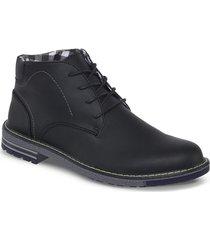 botas francois negro croydon