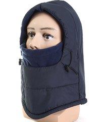 cappello impermeabile caldo del panno morbido di inverno delle donne delle donne uomo di protezione antisdrucciolevole antiriflesso nack