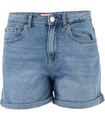 womens phine life denim shorts
