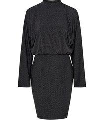 klänning vilulexa highneck l/s short dress
