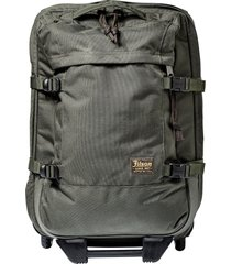 filson dryden 22-inch wheeled carry-on - green
