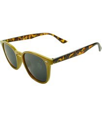 óculos de sol mackage mk0073aqt mostarda