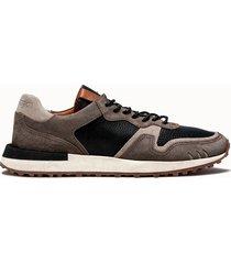 buttero sneakers futura colore nero grigio