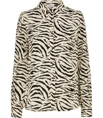 55675 ibu print shirt