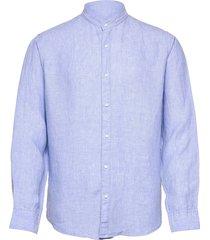 bs board skjorta casual blå bruun & stengade