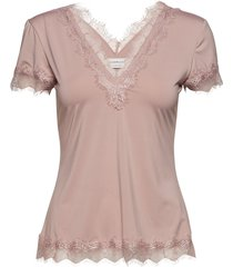 t-shirt ss blouses short-sleeved rosa rosemunde