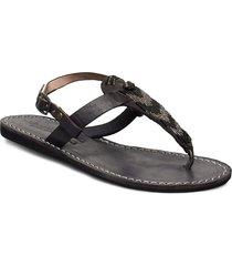 lucas flat shoes summer shoes flip flops multi/mönstrad laidback london