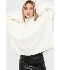 sweater blanco clostudio