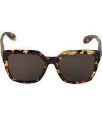 50mm core square sunglasses