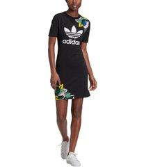 adidas originals women's her studio london t-shirt dress