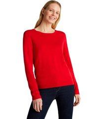 sweater con algodón ecológico esprit