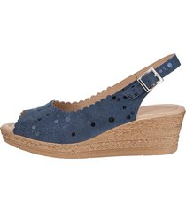 sandaletter wenz mörkblå