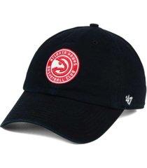 '47 brand atlanta hawks clean up cap