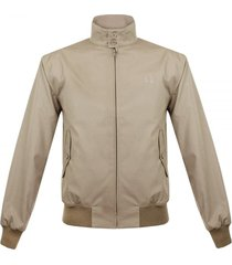 fred perry made in england stone harrington jacket j1170 920