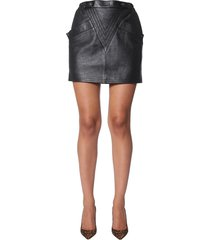 saint laurent short skirt