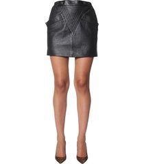 saint laurent short skirt