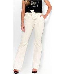pantalon 08153 color-blanco-talla-12