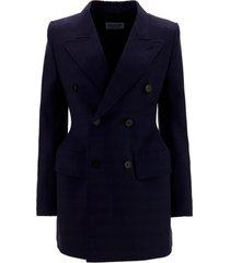 cappotto doppiopetto donna