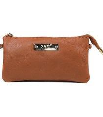 bolsa carteira feminina zariff em couro