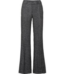 pantaloni larghi (grigio) - bodyflirt