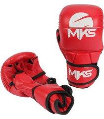 luva mma mks combat sparring