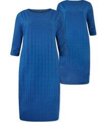 jurk charli blauw