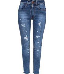 jeans azul liguria stormi