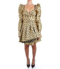korte jurk versace d2 hzb440 09459