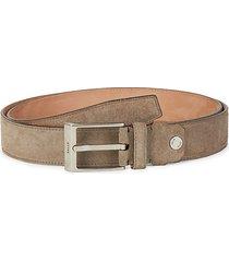 shiffy suede belt