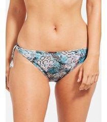 manila mid rise wrap side eco bikini bottom