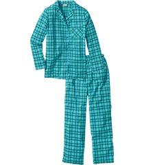 pigiama di flanella (grigio) - bpc bonprix collection