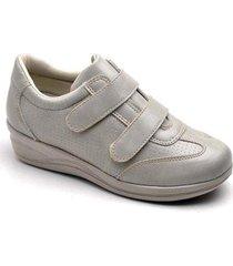 sapatênis conforto feminino top franca shoes - feminino
