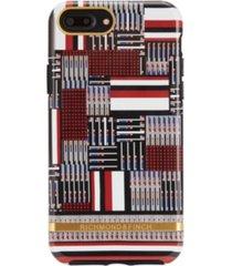 richmond & finch monte carlo case for iphone 6/6s plus, 7 plus and 8 plus