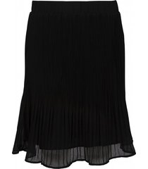 rikka korte rok - zwart