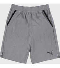 pantaloneta gris-negro puma rtg interior