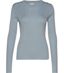 billy sweater gebreide trui blauw filippa k